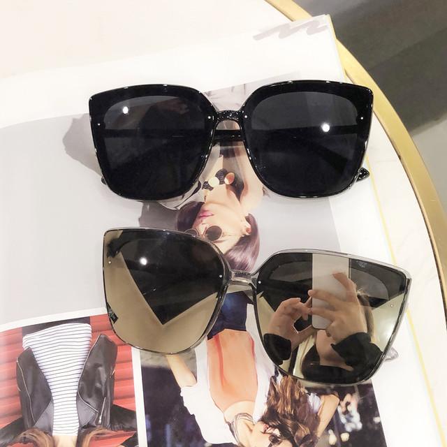 【小物】ファッションUVカット紫外線対策小顔効果サングラス