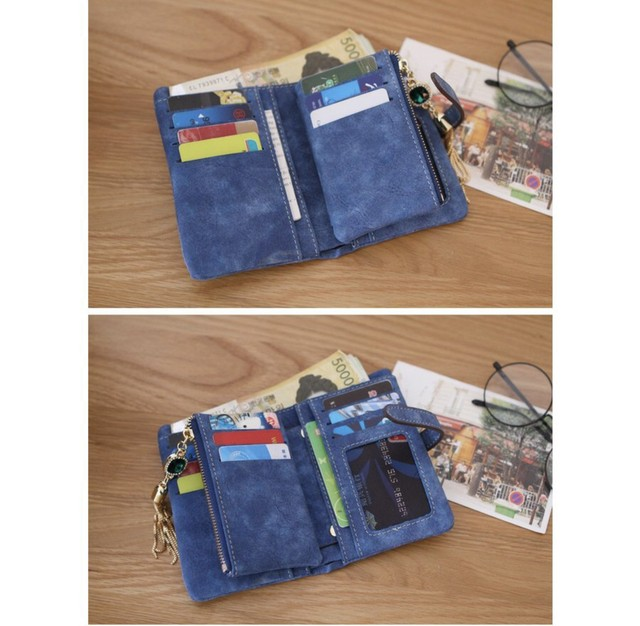 財布 レディース二つ折り財布