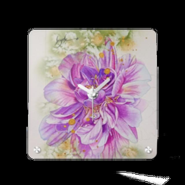 Brillante‐アクリル時計