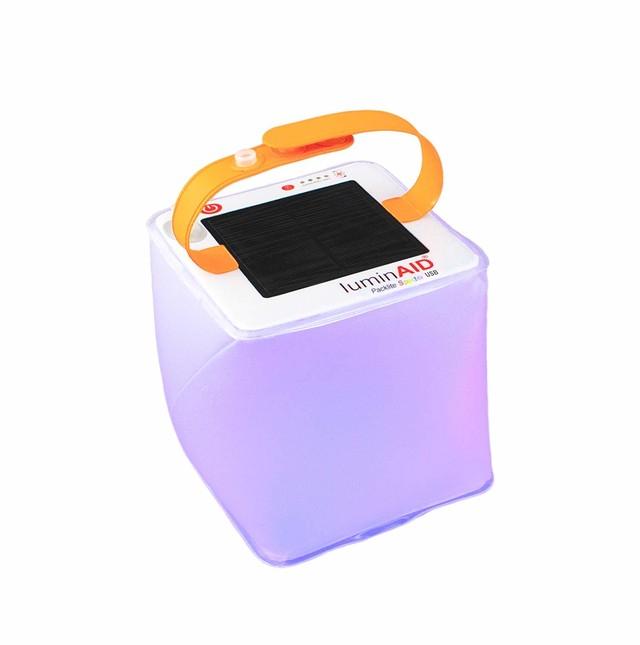LuminAID Packlite Spectra
