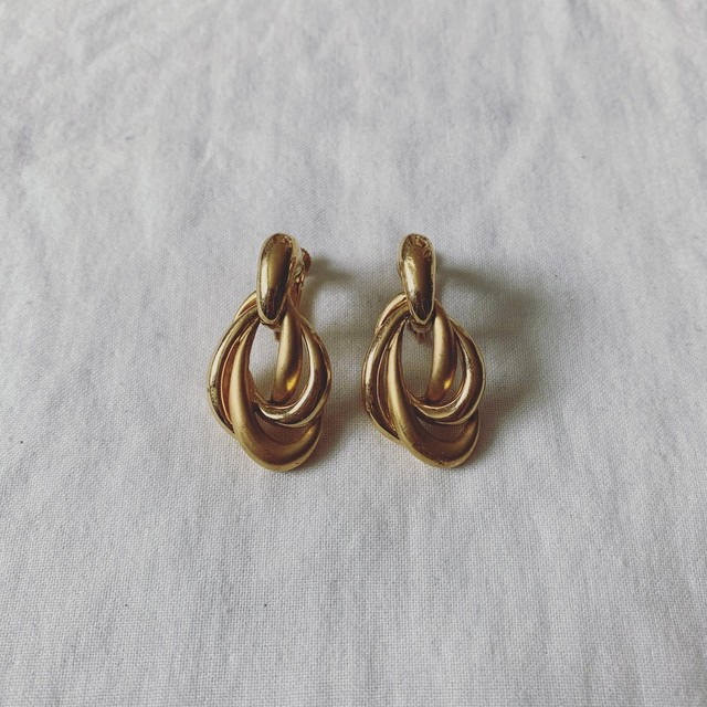 【専用ページ】vintage design earring