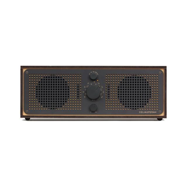 アール2 DIYオーディオシステム ブラック