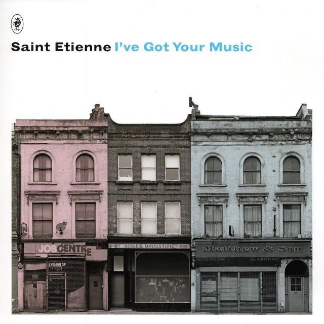 【7inch・英盤】Saint Etienne / I've Got Your Music