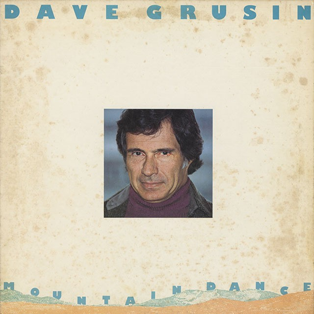 Dave Grusin ‎/ Mountain Dance (LP)
