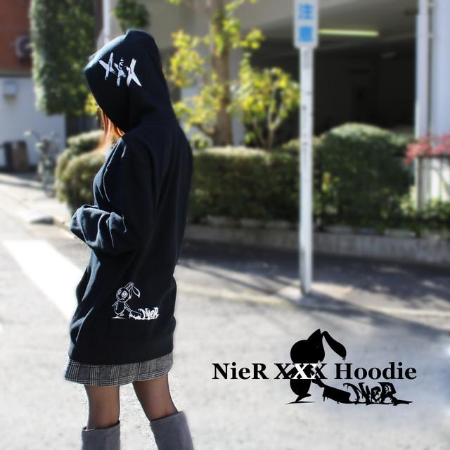 NieR-XXX-Hoodie(イベント商品)