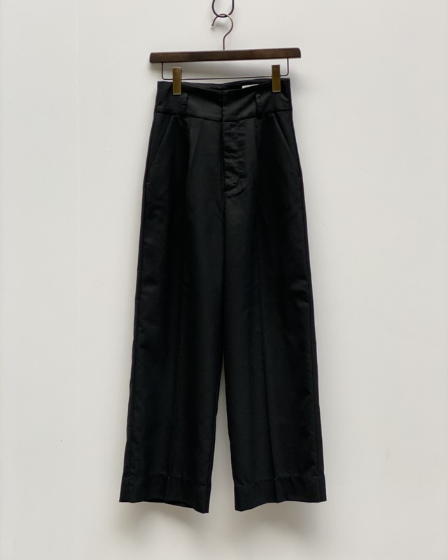 【ENLIGHTENMENT】WIDE PANTS