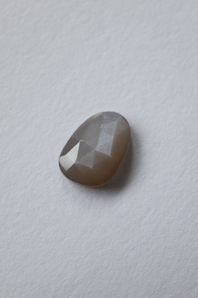 Faceted Moonstone  - 016