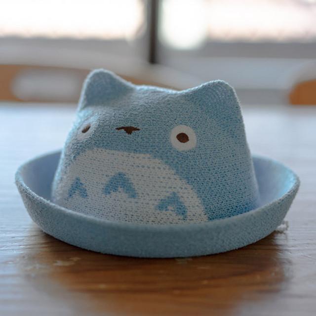 となりのトトロ ちぃぼう キッズ帽子 50cm(中トトロ)