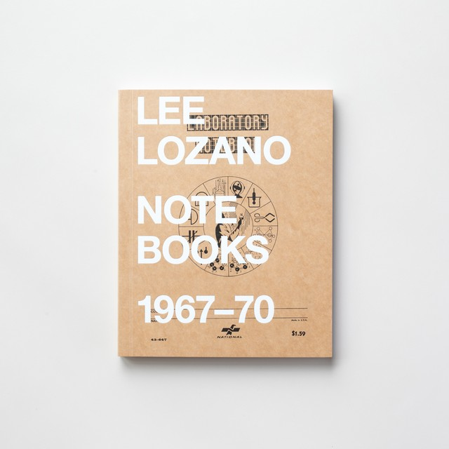 Notebooks 1967-70 by Lee Lozano