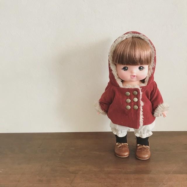 メルちゃんのお洋服 : kobito coat