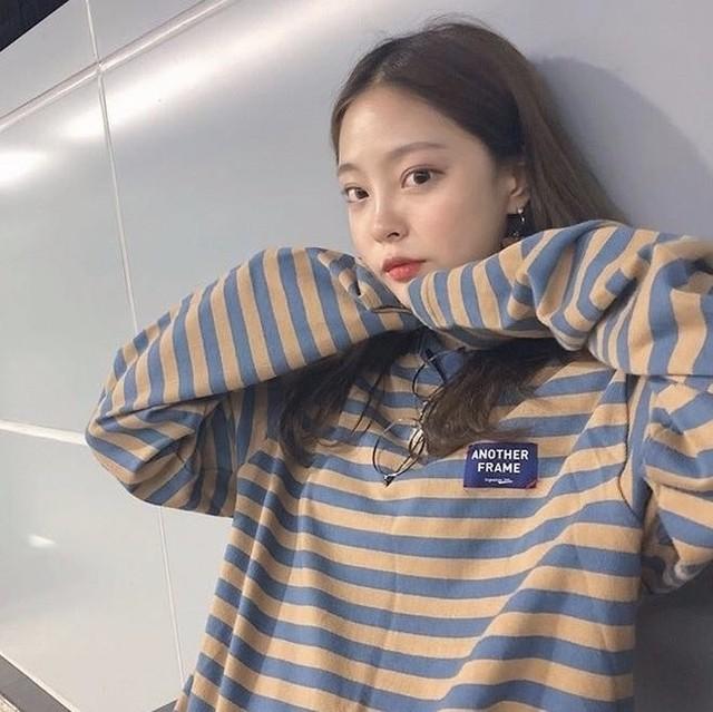 2021SS ボーダーロングTシャツ