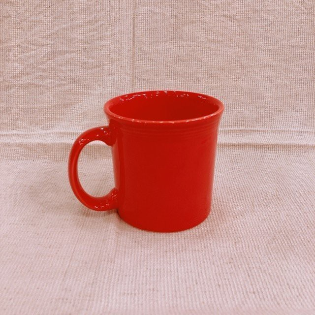 Fiesta マグカップ レッド