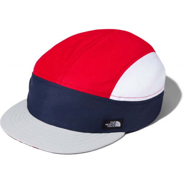 【TNF】 FLEX LIGHT CAP (Red Multi)