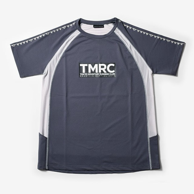 MMA TMRC Active Work Top (Gray)