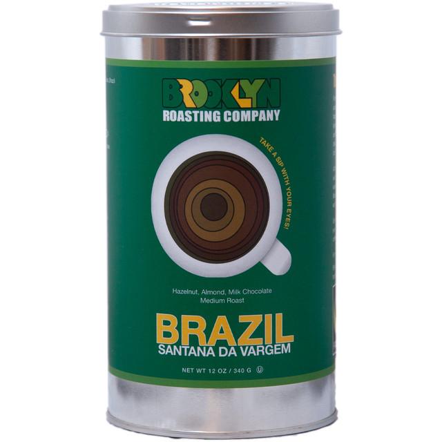 Brazil 12oz 缶入り(340g)