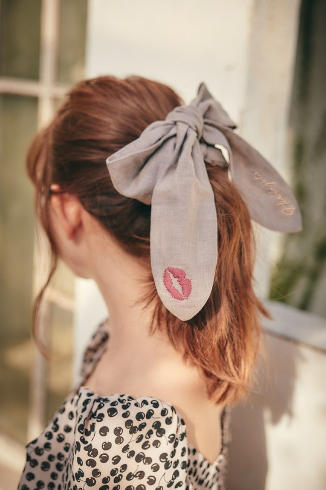 Ribbon chouchou