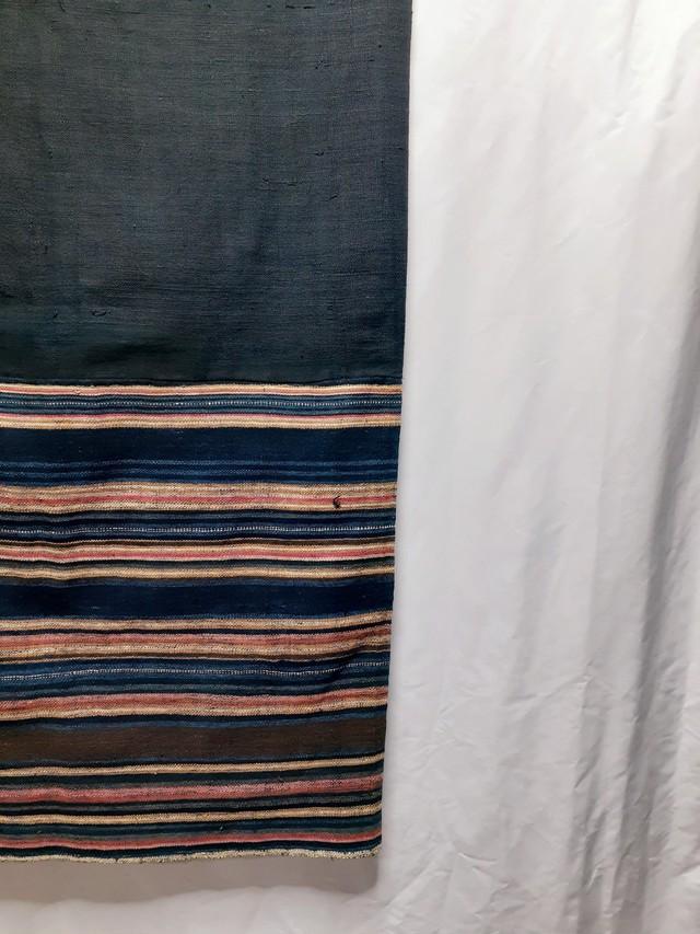 織物・筒型のスカート(東南アジア・ラオス)