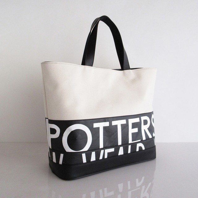 Tote Bag (S) / White  TSW-0011
