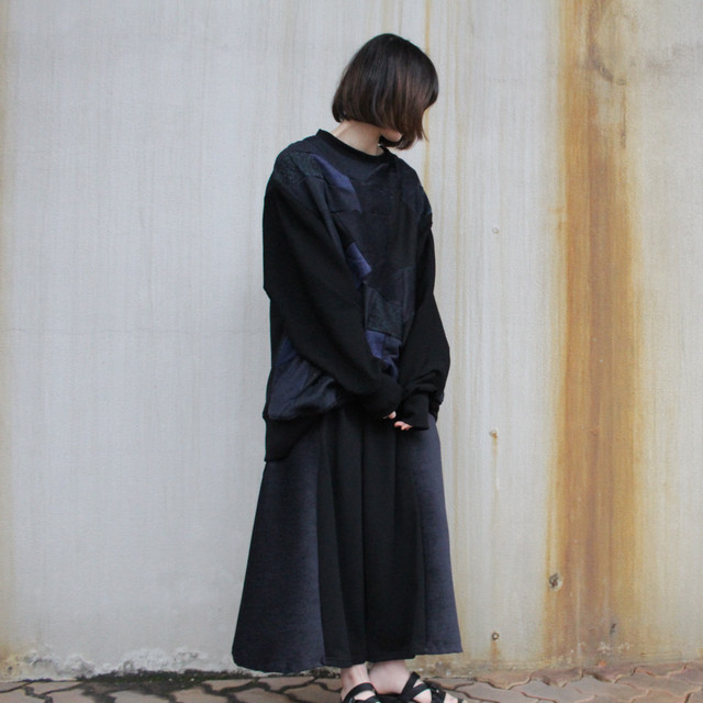 Wide-Pants (black)