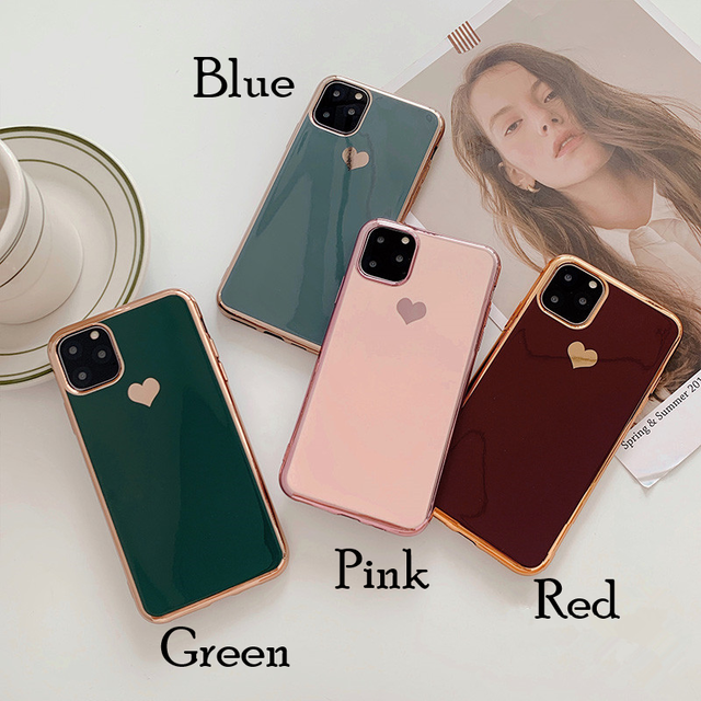 【オーダー商品】  Simple solid color iphone case