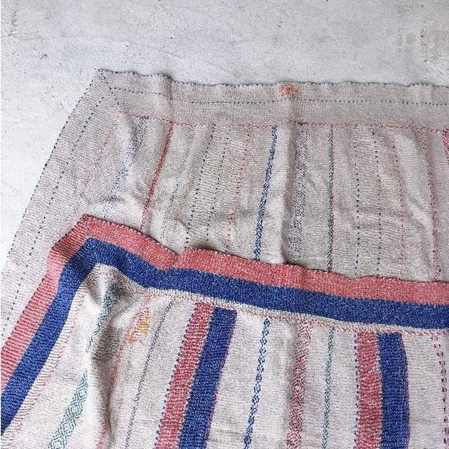 ヴィンテージラリーキルト #9 120×140cm