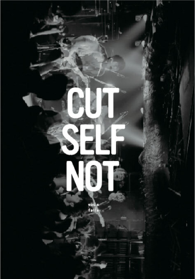 falls 「CUT SELF NOT Vol.3」 (DVD)