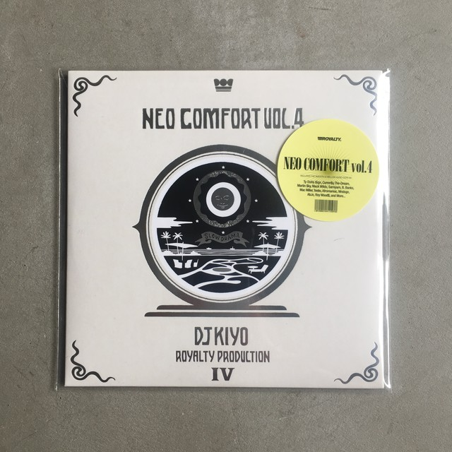 再入荷 DJ KIYO / NEO COMFORT VOL.4  (MIX CD)