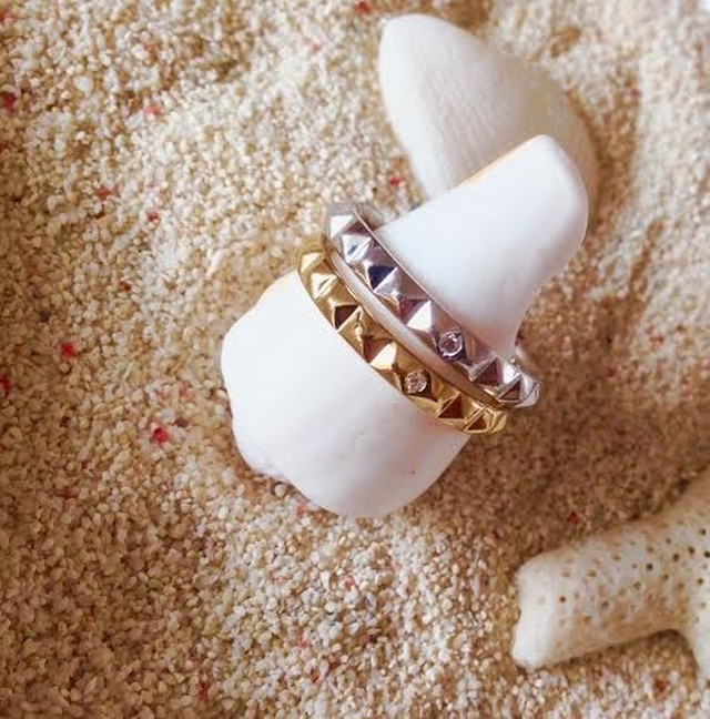Moon&Stars Ring