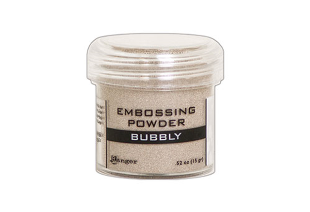 Ranger Embossing Powder Bubbly Metallic  /エンボスパウダー