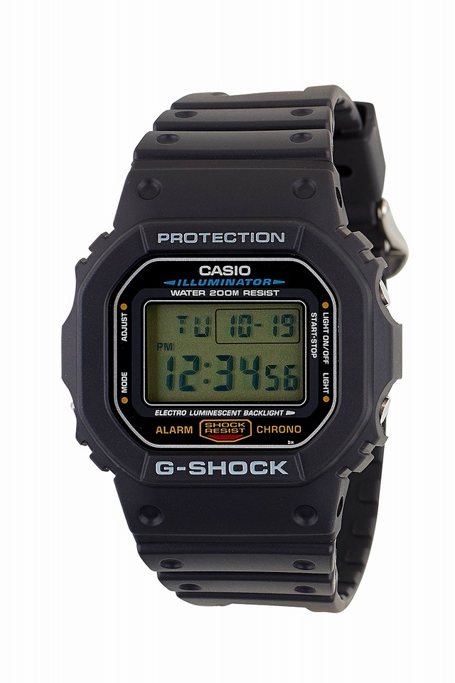 CASIO DW-5600E-1V G-SHOCK Gショック 防水