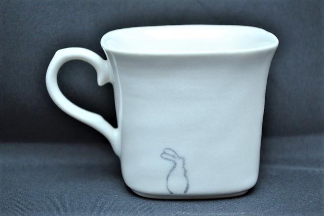 アニマルマグカップ(水玉)