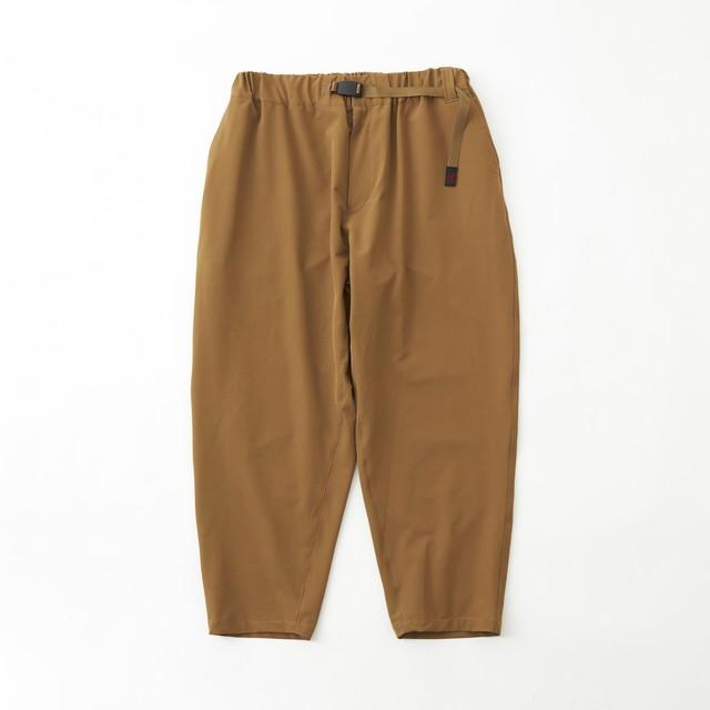 WM × GRAMICCI STRETCHED SAROUEL PANTS - BEIGE