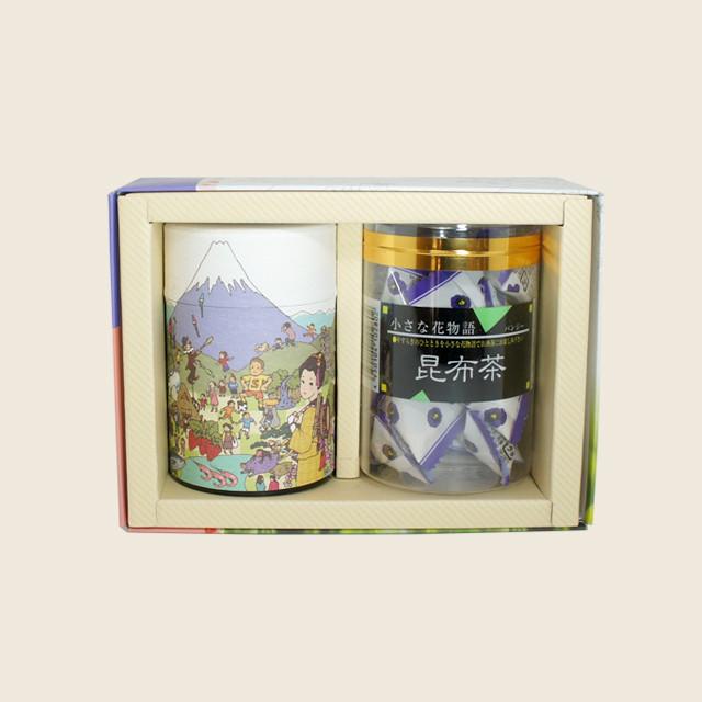 朝露 80g・昆布茶 (2g x 20袋)