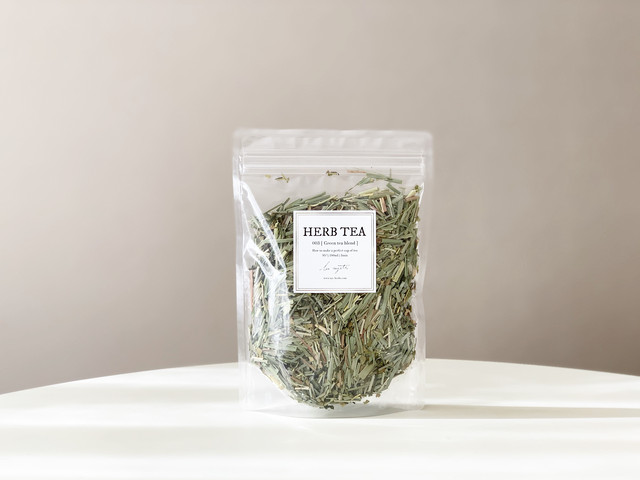 HERB TEA デイリーパック (100g)