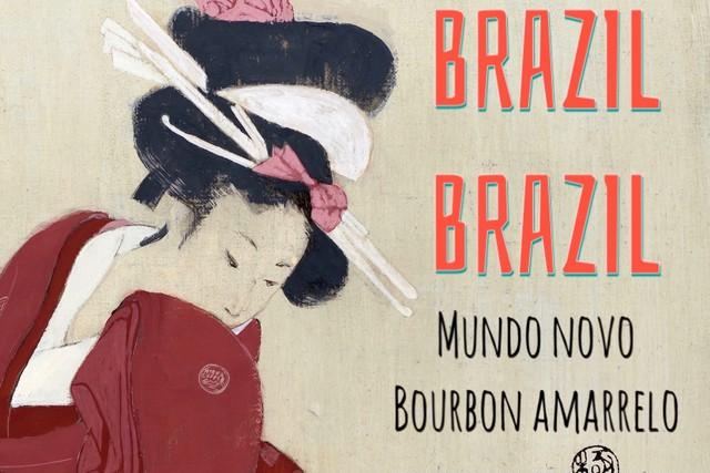 ブラジル・ブラジル!|200g コーヒー豆【シティロースト】