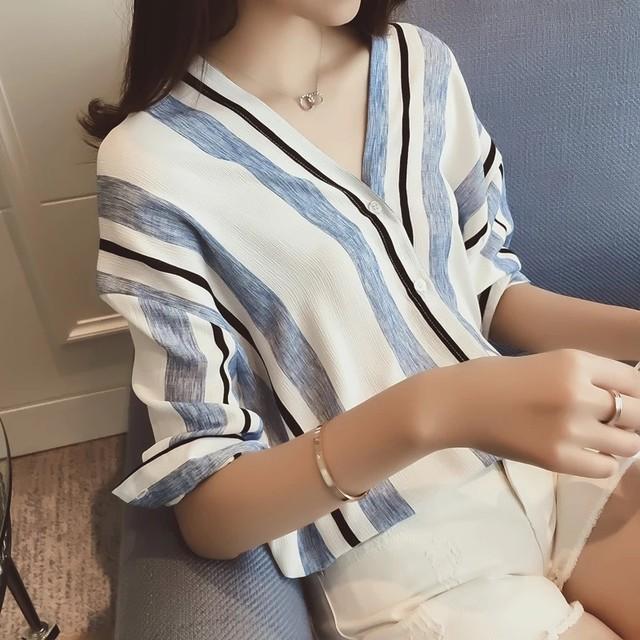 夏色☆ライトブルー tシャツ ロング tシャツ半袖 ビックtシャツ ロングtシャツ おもしろtシャツ 長袖tシャツ 大きいサイズ レディース