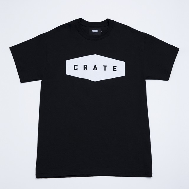 Crate Basic T-Shirt - Blue