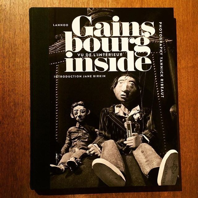 写真集「Gainsbourg Inside: Vu De L'interieur」 - メイン画像