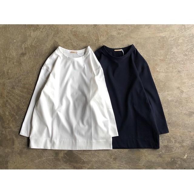 LAMOND (ラモンド) Autumn Terry Cloth Tee