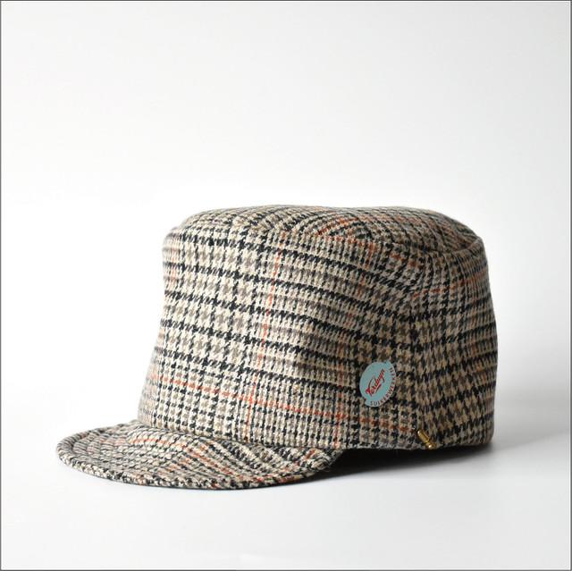 WOOL CAP / No,10165