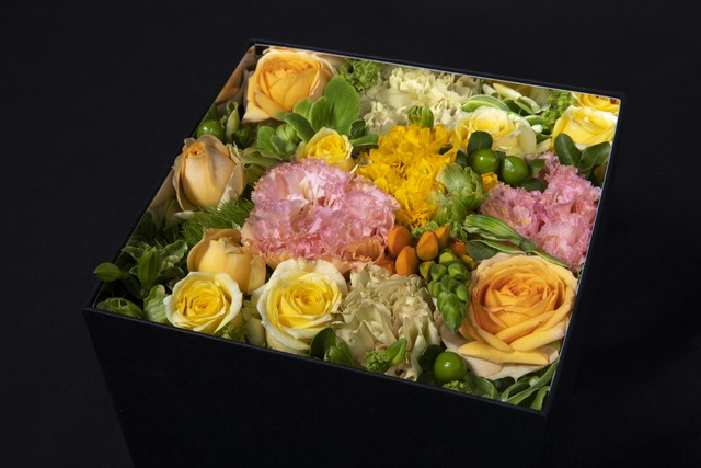 Fresh Flower Box 【Size M】全6色