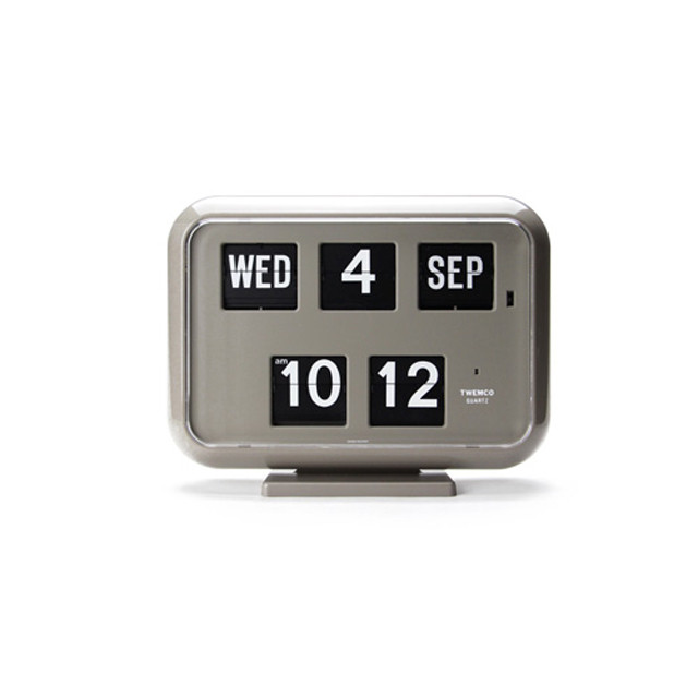 TWEMCO Digital Calendar Clock [送料無料]