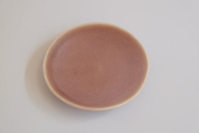 [豆皿] あずき色