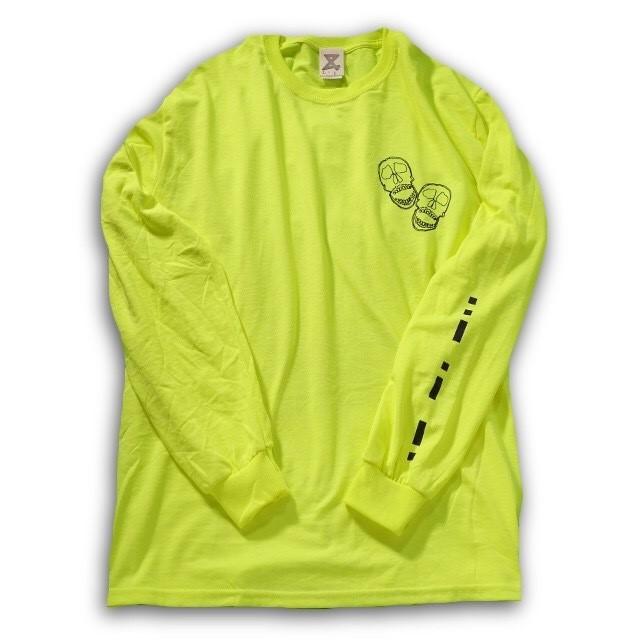 Negative BOX Long Tshirts