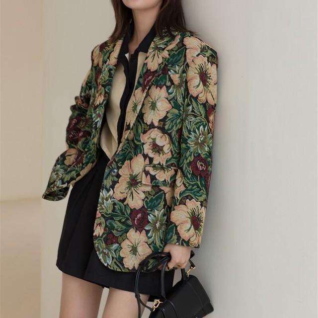 Flower jacket KRE611