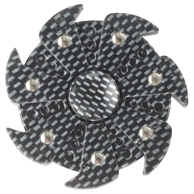 【音がたまらん!】ハンドスピナー PISNER製「ナイアガラ」
