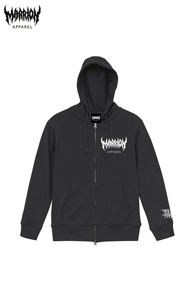 MARRION APPAREL ZIPPER (2color)