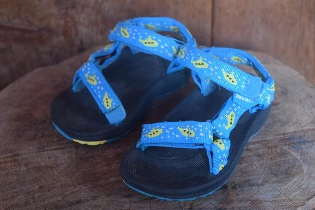 USED Kids Teva sandal -13cm S0530