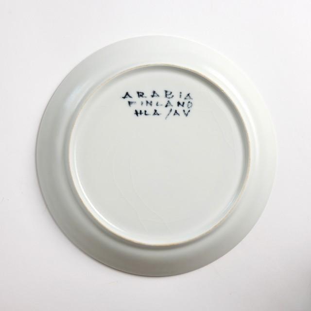 ARABIA アラビア Aurinkoruusu アウリンコルース ひまわり 200mm皿 - 7 北欧ヴィンテージ