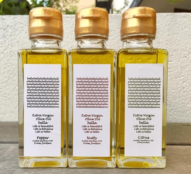 【ご配送無料】お好きな種類を【5本】選べるヨルダン産エクストラバージンオリーブオイル